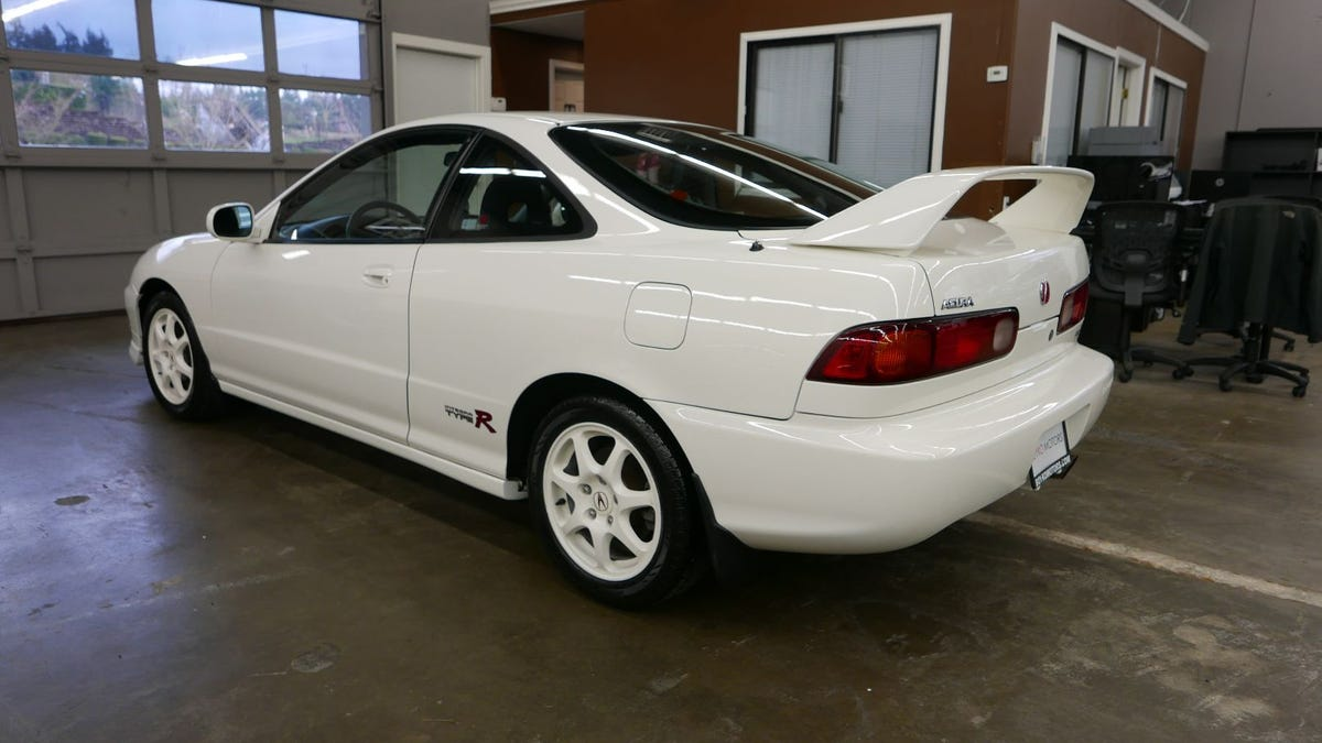 Acura Type R >> This 1997 Acura Integra Type R Is For Sale At 44 990 And I