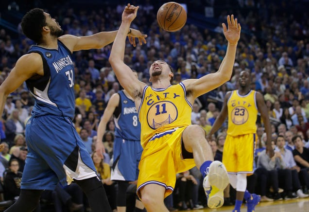 The Warriors Are Ready For The Regular Season To End