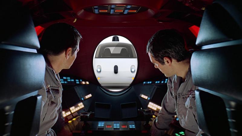 Screenshot: 2001: A Space Odyssey