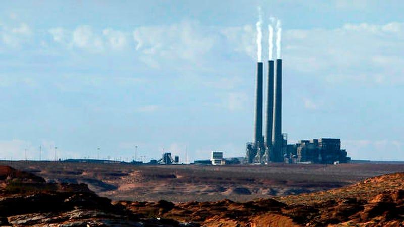 The Navajo Generating Station