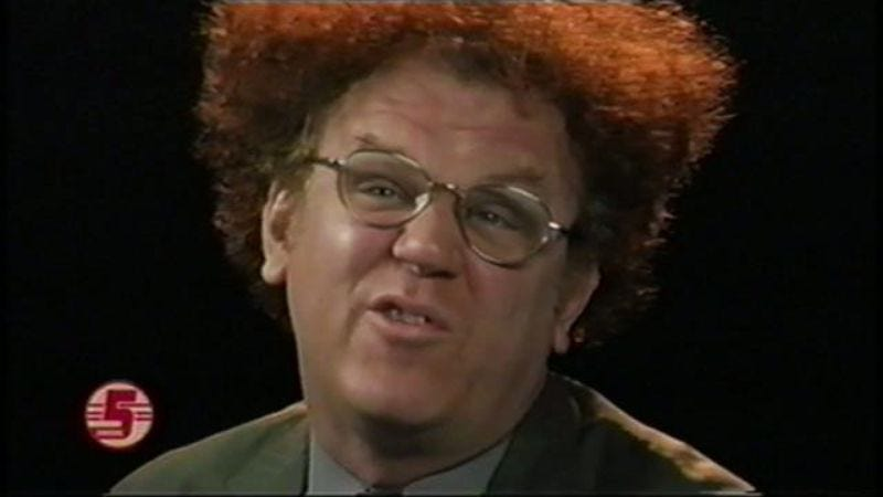 Illustration for article titled Dr. Steve Brule wants to sell you a BDV, or a BCC, or something