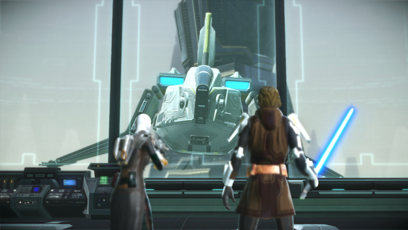 Illustration for article titled Star Wars: The Old Republic's Attempt At Episodic Storytelling Is Off To A Rough Start