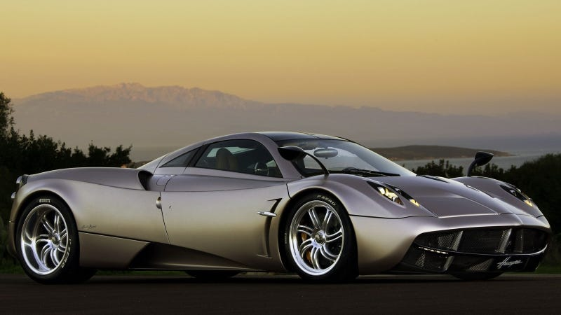 The Pagani Huayra Just Got A Massive Price Hike
