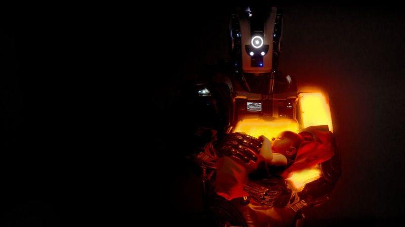 Illustration for article titled Primer tráiler de I Am Mother, una inquietante película de Netflix sobre un robot que cuida al último ser humano