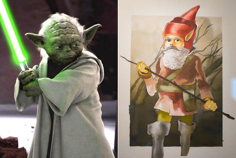 Así podrían haber sido algunos de tus personajes de película favoritos