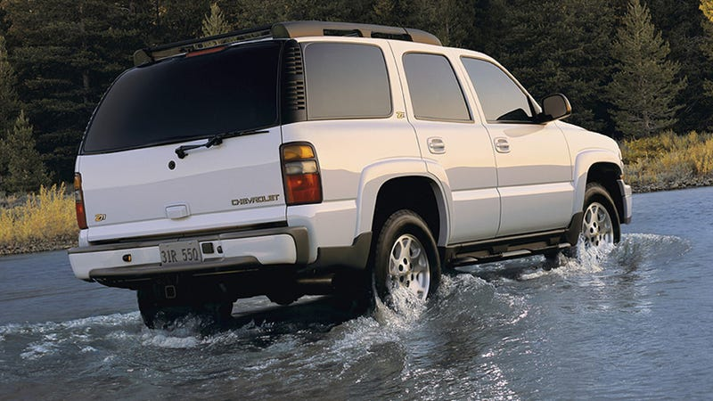 Will The 2015 Chevy Suburban Z71 Get Some Off-Road Ability ...