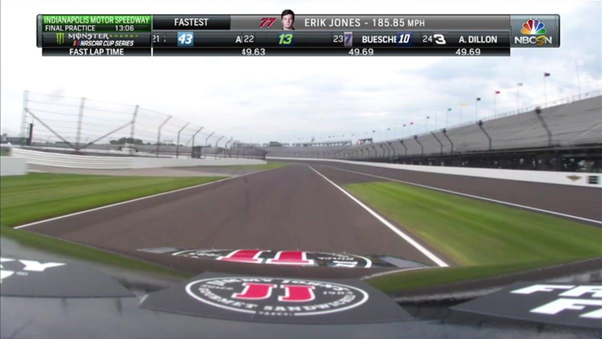 Sandwich Scandal Temporarily Rocks NASCAR