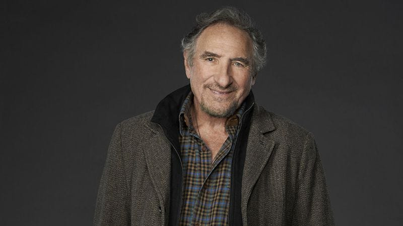 Illustration for article titled Judd Hirsch on Forever, Taxi, falling out of a window, and playing schmucks