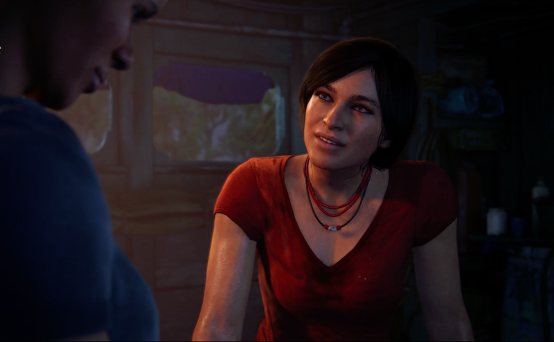 Illustration for article titled New Uncharted: The Lost Legacy Footage Is All About Action