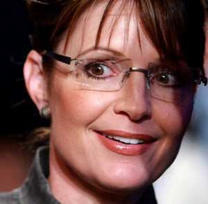 """Illustration for article titled Levi Johnston's Sister Says Sarah Palin Would Have A """"Mental Breakdown"""" If Elected President"""