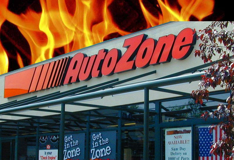 Can you give me the phone number to autozone