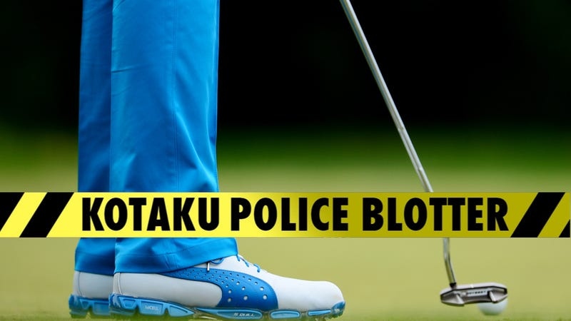 Illustration for article titled Police Blotter: Someone Stole an Xbox 360 from the U.S. Open