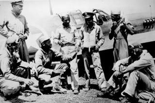 Tuskegee AirmenWikimedia Commons