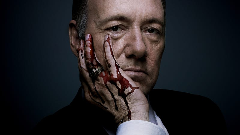 """Illustration for article titled """"House of Cards"""" questions (SPOILERS)"""