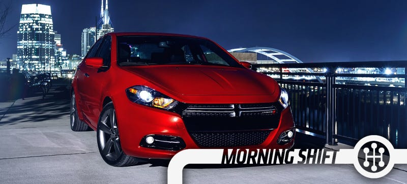 Illustration for article titled The Dodge Dart Is Doing Its Best To Hang On, Okay?