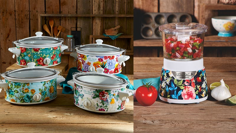 Pioneer Woman Kitchen Appliances | $25+ | Walmart