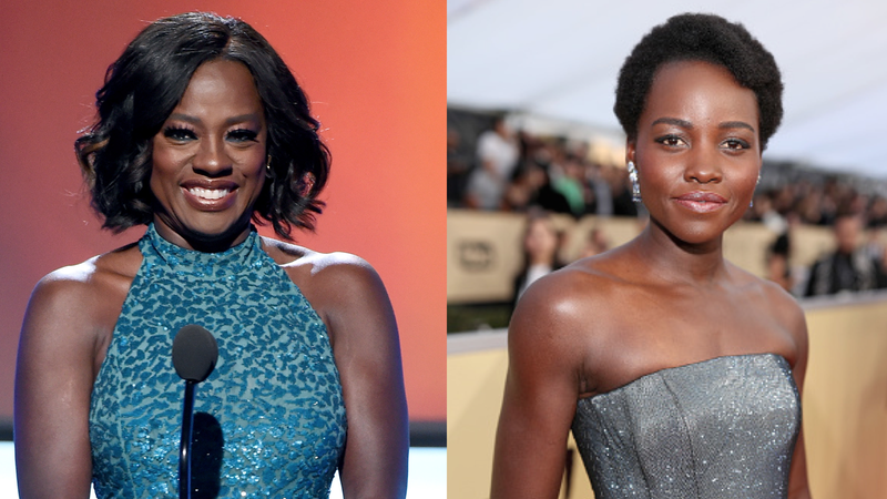 Illustration for article titled Viola Davis Will Play Lupita Nyong'o's Mom in a Movie About Women Warriors
