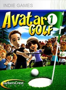 Illustration for article titled XBL Avatar Golf Game is Now Available