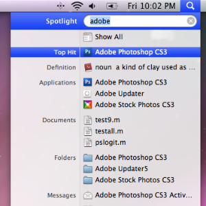 Illustration for article titled Brush Up on Your Mac Spotlight Search Skills and Settings