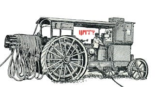 Illustration for article titled When the Soviets built an electric tractor