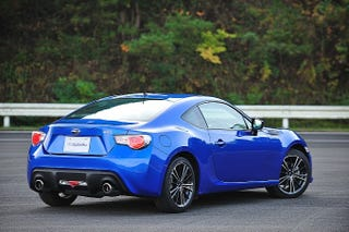 Illustration for article titled Pilot Super Sports on a BRZ?