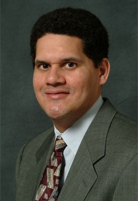 """Illustration for article titled Reggie Fils-Aime Comments on """"Bob's Game"""""""