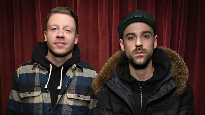 Macklemore and Ryan Lewis (Photo: Getty Images)