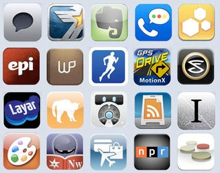 Illustration for article titled Gizmodo's Essential iPhone Apps: October '09 Edition