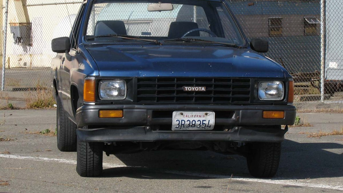 The Most Reliable Motor Vehicle I Know Of 1988 Toyota Pickup Starting Problems