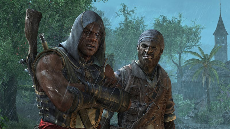 Illustration for article titled Soon You Can Play Assassin's Creed IV's Freedom Cry Without AC IV