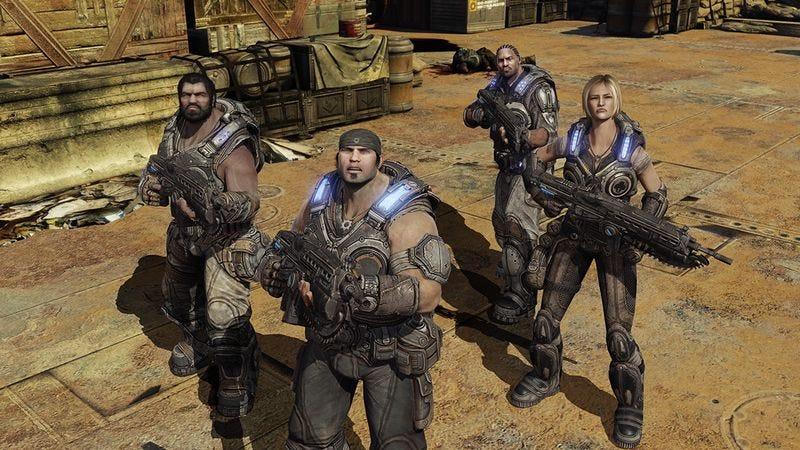 Gears Of War 3 (Image: Wikipedia)
