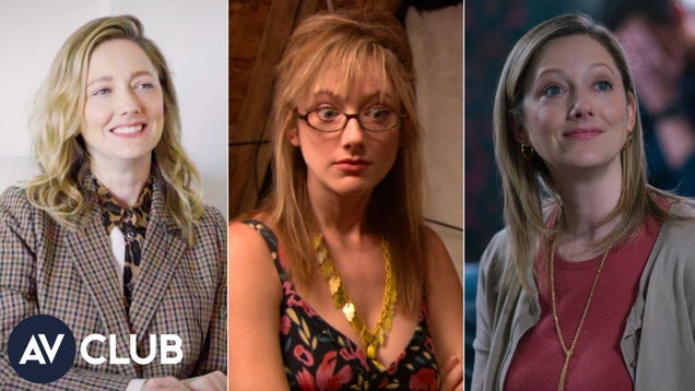 "Judy Greer on working with ""all the Jens"" and her most quotable line"