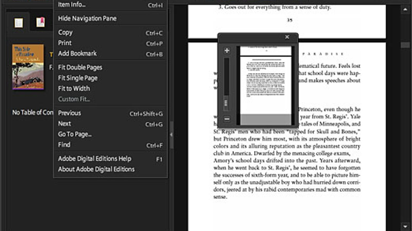 Adobe Digital Editions Ebook