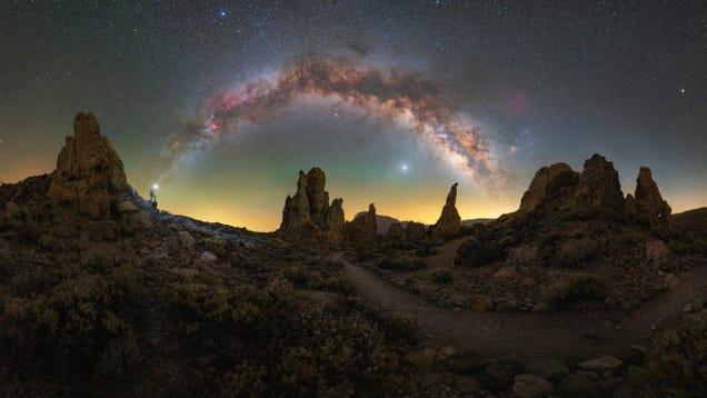The 15 Best Milky Way Photos of 2021
