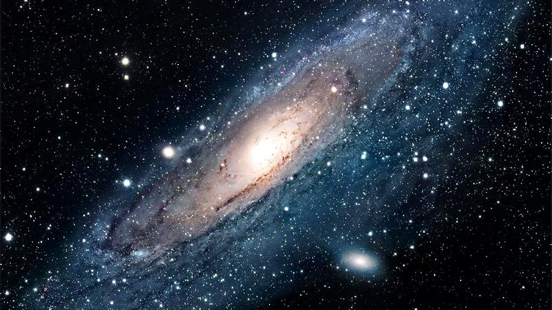 Illustration for article titled Crean el primer mapa detallado de materia oscura en el Universo