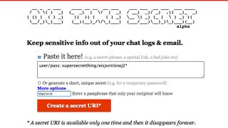 Illustration for article titled Keep Sensitive Info Out of Your Chat Logs and Email