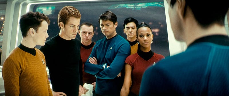 Illustration for article titled Director Bob Orci Says Trek 3 Will Boldly Return To Classic TV Style