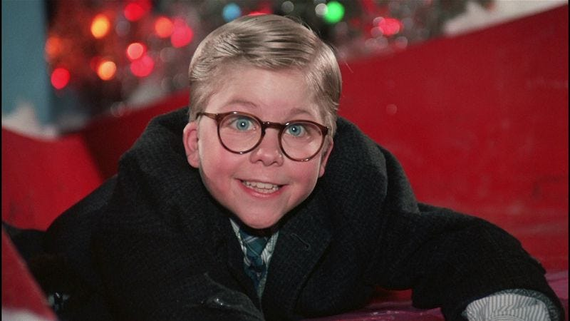 Illustration for article titled How A Christmas Story became the preeminent American Christmas movie