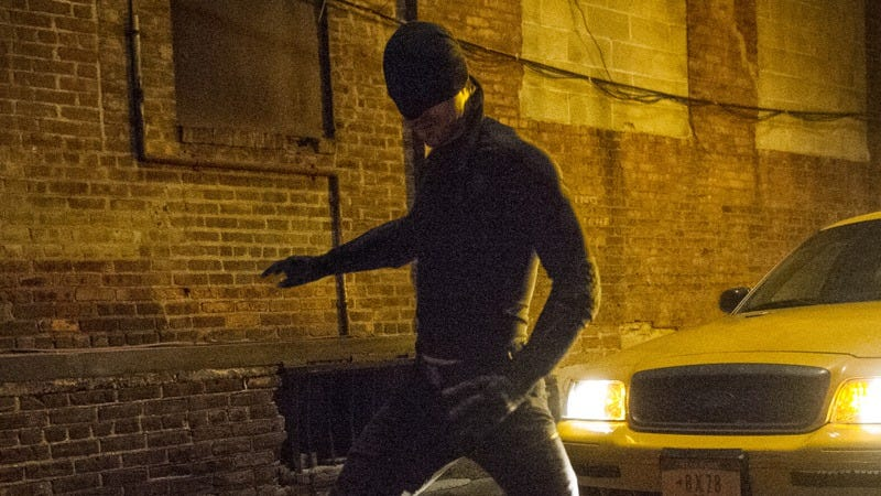 "Illustration for article titled Daredevil showrunner is supposedly calling next season ""Daredevil Vs. The Punisher"""