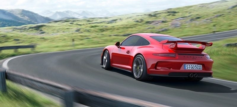 Illustration for article titled Porsche Will Replace The Engines In Every Single 911 GT3 To Stop Fires
