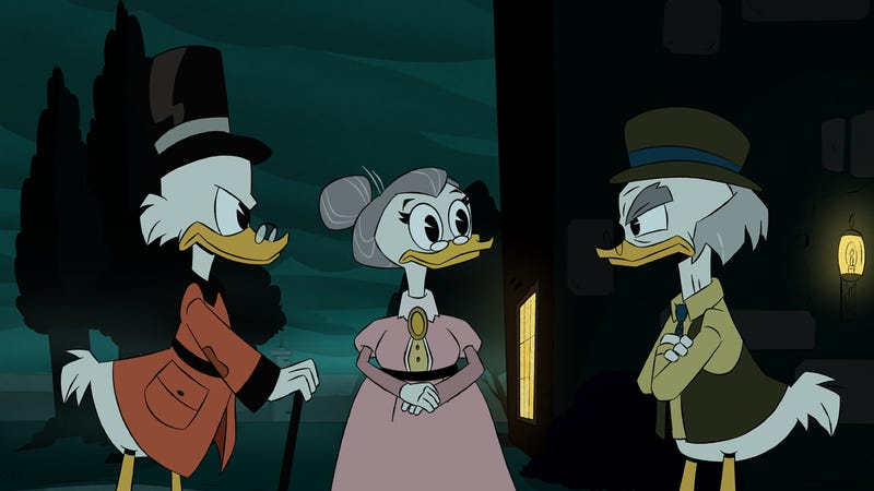 "Screenshot from ""The Secret(s) Of Castle McDuck!"""