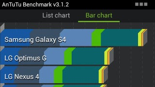 Illustration for article titled Supposed Galaxy S4 Spec List Suggests Eight-Core Processor