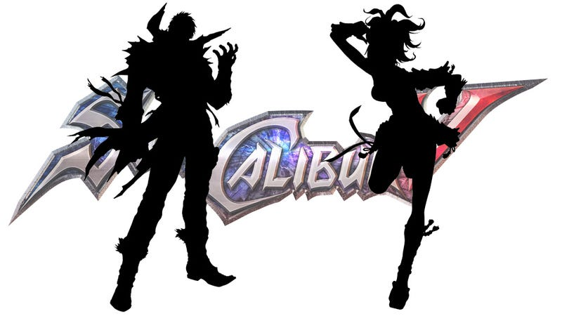 Illustration for article titled These Mystery Fighters Are Your Next Two Soulcalibur V Characters