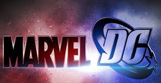 Illustration for article titled DC, Marvel Announce Merger