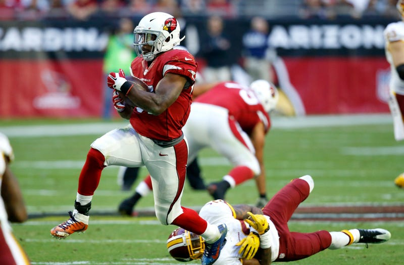 Illustration for article titled The Cardinals Are Garbage, But David Johnson May Be The Best Player In The NFL