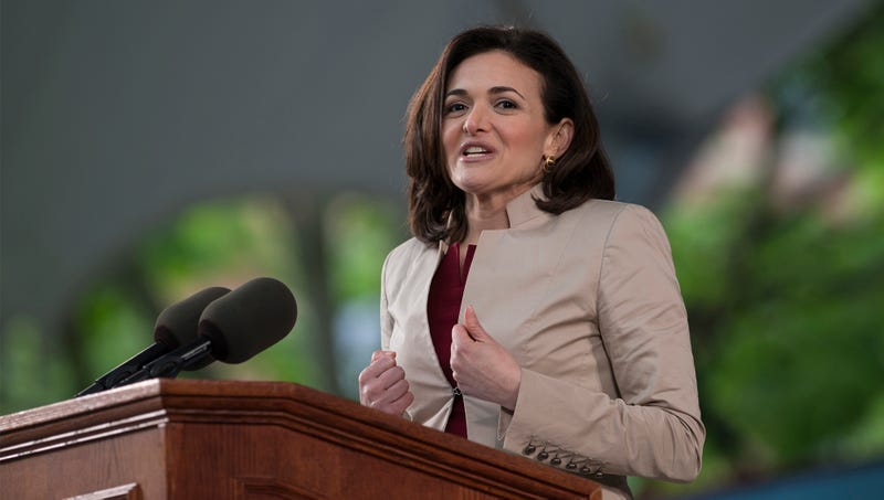 Sheryl Sandberg's MIT Commencement Address Clearly