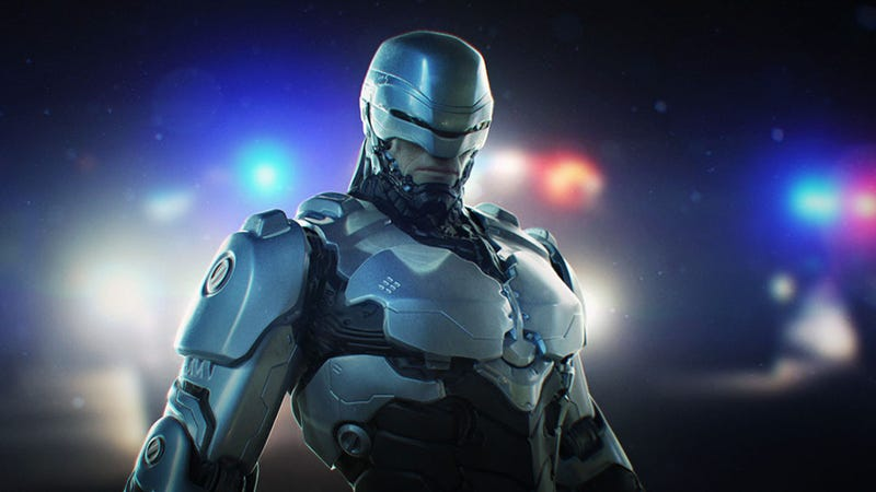 Illustration for article titled The New Robocop Should Have Looked Like This