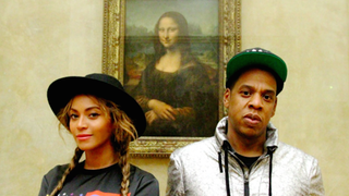 Illustration for article titled Beyoncé and Jay Z, America's Royals, Have Landed at the Louvre