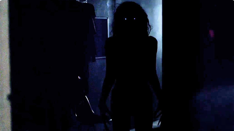 From Lights Out.