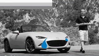 Illustration for article titled This Corny Review Of The New Miata Might Just Make You Cry